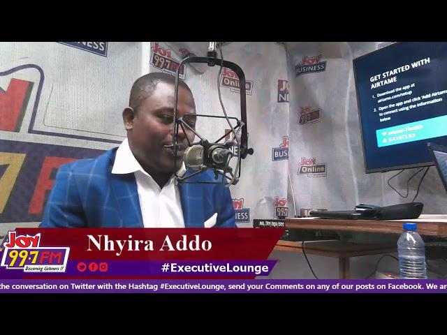 #ExecutiveLounge on Joy FM (6-2-19)