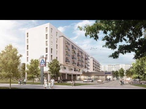 Berlin: Aldi bietet jetzt auch Wohnungen an