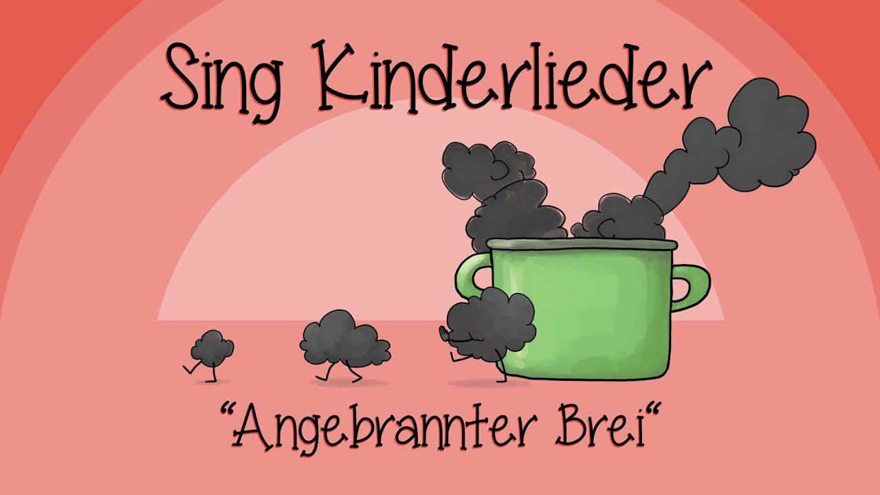 Der angebrannte Brei - Sing Kinderlieder präsentiert: Hexe Knickebein | Neue Kinderlieder