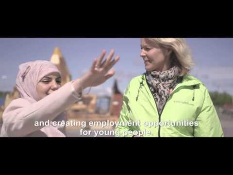 Sätt färg på Gothenburg - English subtitles