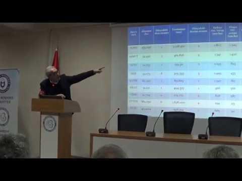 Aydın BUHARKENT ADÜ MeslekYüksekOkulu Türkiye'de Tarım ve Aydın'da Meyvecilik (Bölüm 1)