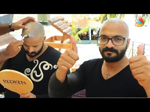 Jayasurya Bald Look For Pretham goes Viral...