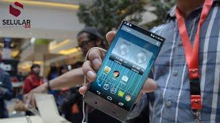 Sharp Rilis Smartphone Aquos Crystal di Indonesia