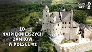 10 Najpiękniejszych zamków w Polsce #2