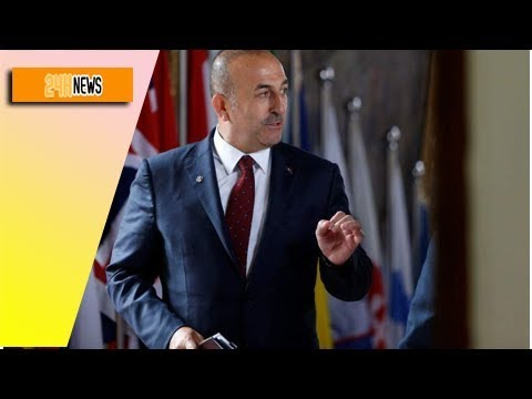 News 24h - Cavusoglu: Several solutions possible for Cyprus