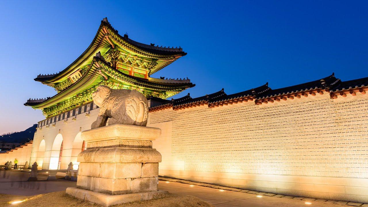 Hasil gambar untuk gyeongbokgung palace