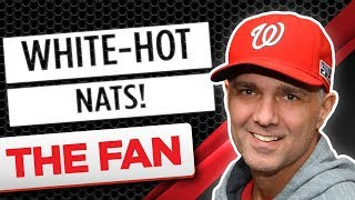 Nationals the Hottest Team in Baseball Since May 24