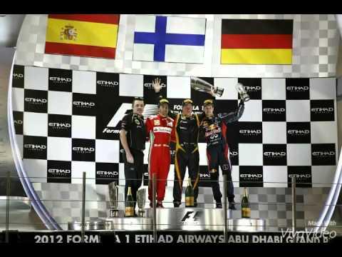Formula 1 podium music / song