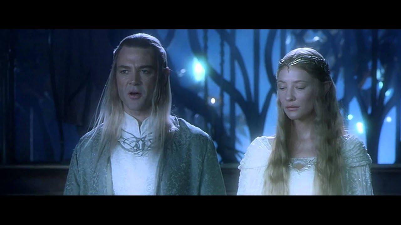 Les elfes du seigneur des anneaux parlent caca sur fond disco youtube - Tatouage seigneur des anneaux ...