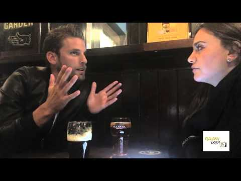 David Bentley Exclusive Interview - Part 1
