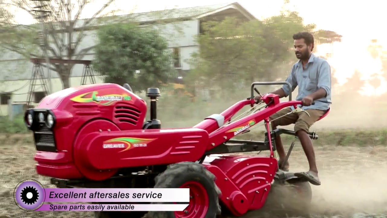 Greaves Agriculture Equipment Manufacturers, Power Reaper
