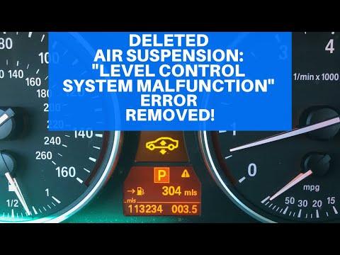 Deleted Air suspension \