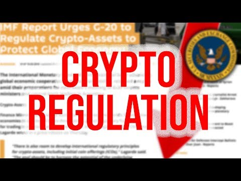 Crypto Regulation - What You Need To Know