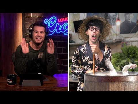 Crowder GOES OFF on 'Cultural Appropriation' Hypocrisy! | Louder With Crowder