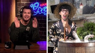 Crowder GOES OFF on 'Cultural Appropriation' Hypocrisy! | Louder With Crowder thumbnail