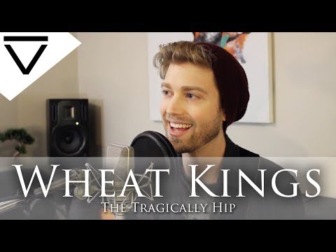 The Tragically Hip - Wheat Kings (Cover)