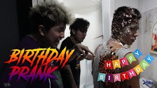 BIRTHDAY SURPRISE/PRANK GONE WRONG (THE WAR IS ON)