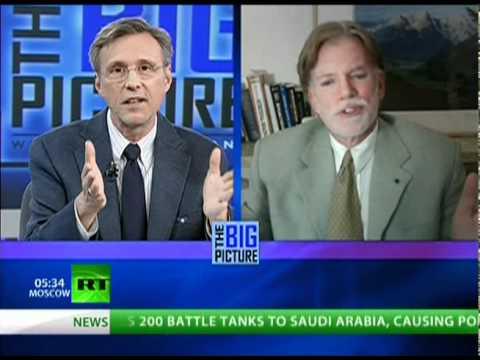 Former white supremacist David Duke goes anti-semitic at Thom Hartmann