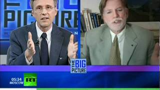 Former white supremacist David Duke goes anti-semitic at Thom Hartmann