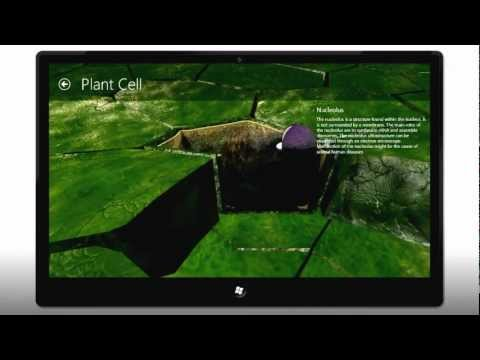 Corinth Micro Plant Windows 8 Education App For Surface RT