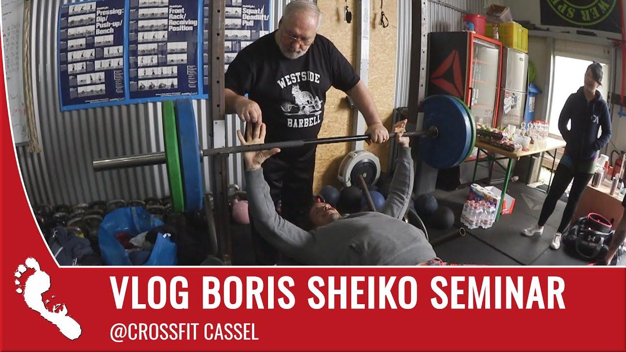 Sheiko Bench Program Part - 23: Was Sagt Boris Sheiko Zu Meinen Lifts (Squat, Bench, Deadlift)? -  Powerlifting Seminar