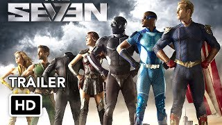The Boys Amazon Trailer 3 HD   Superhero Series