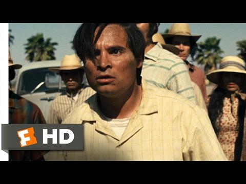 Cesar Chavez (2014) - Advocating Nonviolence Scene (6/12) | Movieclips