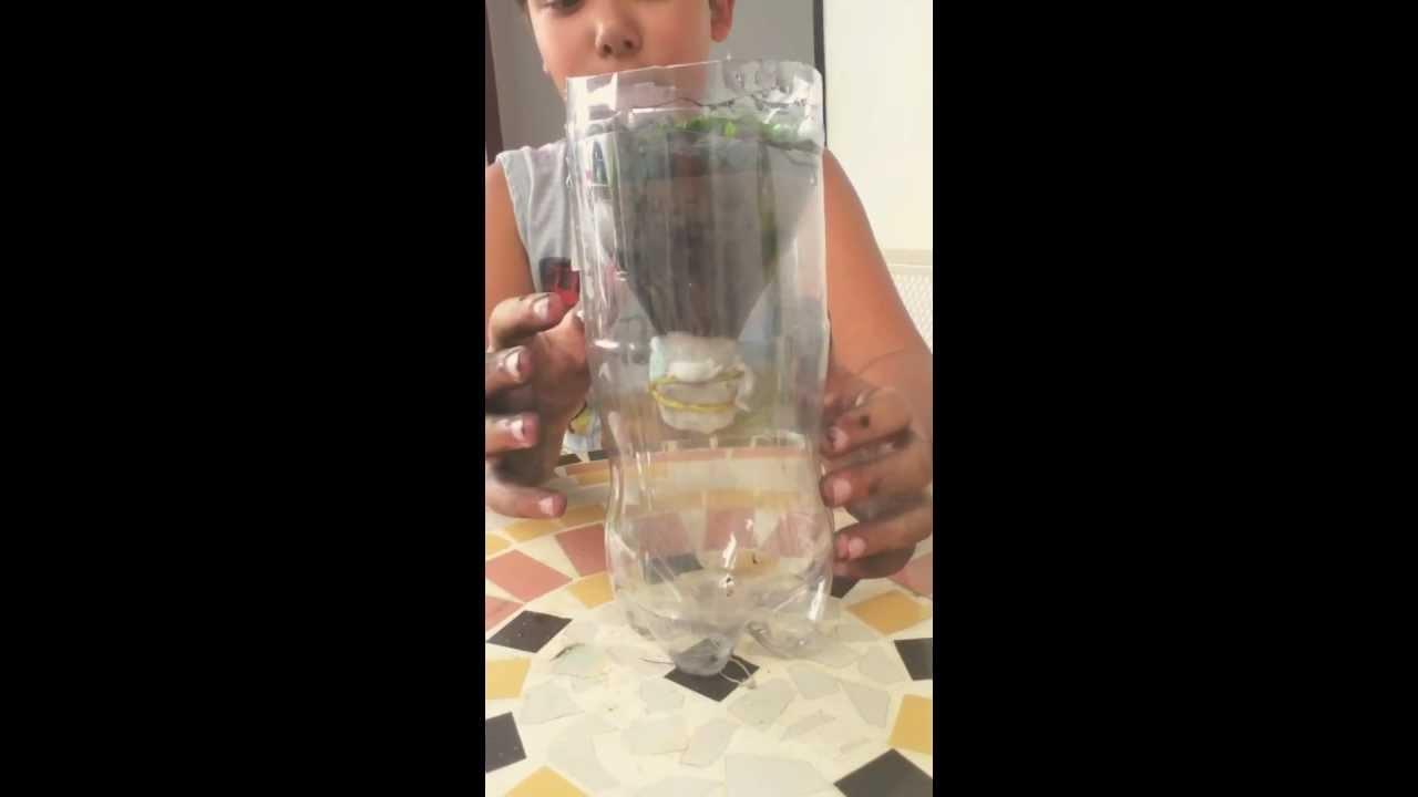 Como construir um filtro de agua youtube for Como construir una pileta de agua