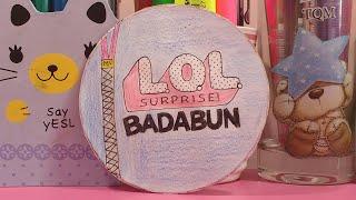 ABRIENDO una LOL casera BADABUN - LOL SURPRISE 2D