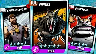 Teenage Mutant Ninja Turtles: Legends - CHRIS, DOGPOUND & RAHZAR. Best Battles #TMNT 2012 game