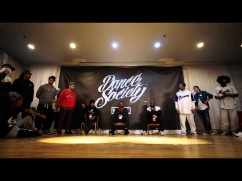 COMFORT VS SHORT SIRCUT|Hiphop SemiFinal|DanceSociety™ VOL.1