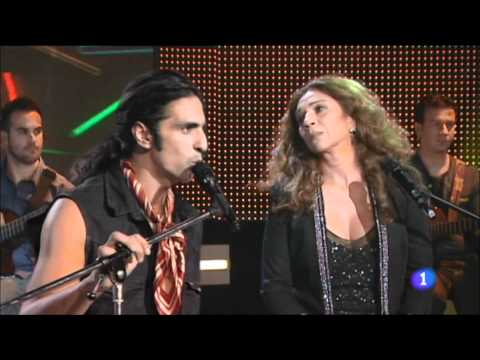 Antonio Flores y Lolita  Siete vidas Una noche única HD