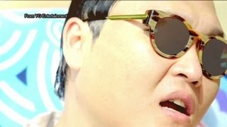 Psy: I was notorious in South Korea