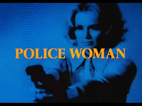 Police Woman Theme  & Outro