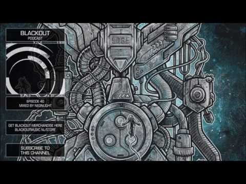 Blackout Podcast 40 - Neonlight & Wintermute [Official Channel] Drum & Bass