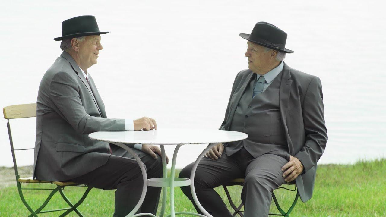 zwei männer im anzug trailer