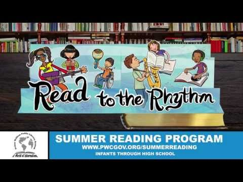 Prince William County Library Summer Reading Program