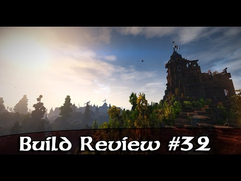 Build Review 32: Redranger__ - Small Keeps, Town, Village, Farm Houses