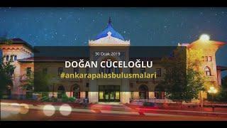 """PROF. DOĞAN CÜCELOĞLU / """"Yaşam ve Değerler Üstüne"""" / Ankara Palas Buluşmaları"""