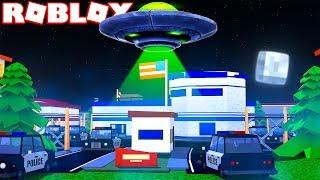(JAILBREAK UPDATE) - FLYING INTO OUTER SPACE IN ROBLOX JAILBREAK