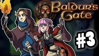 Baldur's Gate - It's an Eye - PART 3 - Commander Holly Plays - Feat. PROJARED
