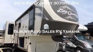 2014 Big Country 3070re 5th Www.tilburyautosales.com