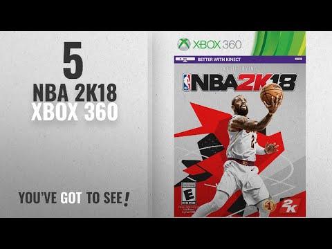 Top 10 NBA 2K18 Xbox 360 [2018]: NBA 2K18 Early Tip-Off Edition - Xbox 360