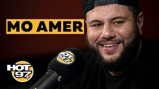 Comedian Mo Amer On Immigration, Finding His Old Teacher & How Japan Changed His Life