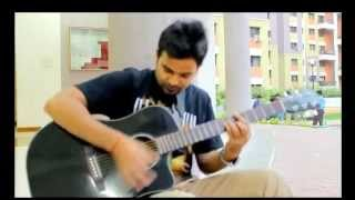 Khamoshiyan(Arijit Singh) +Bheegi Bheegi(Gangster) Medley | Guitar Cover | Vikas Sharma