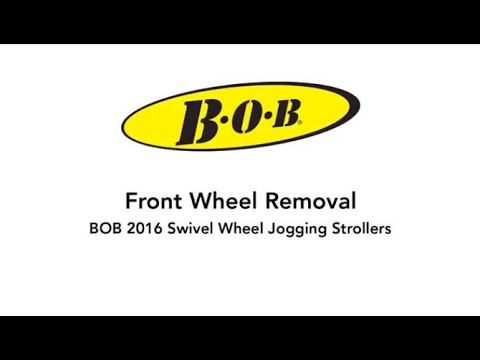 How To: Remove the Front Wheel