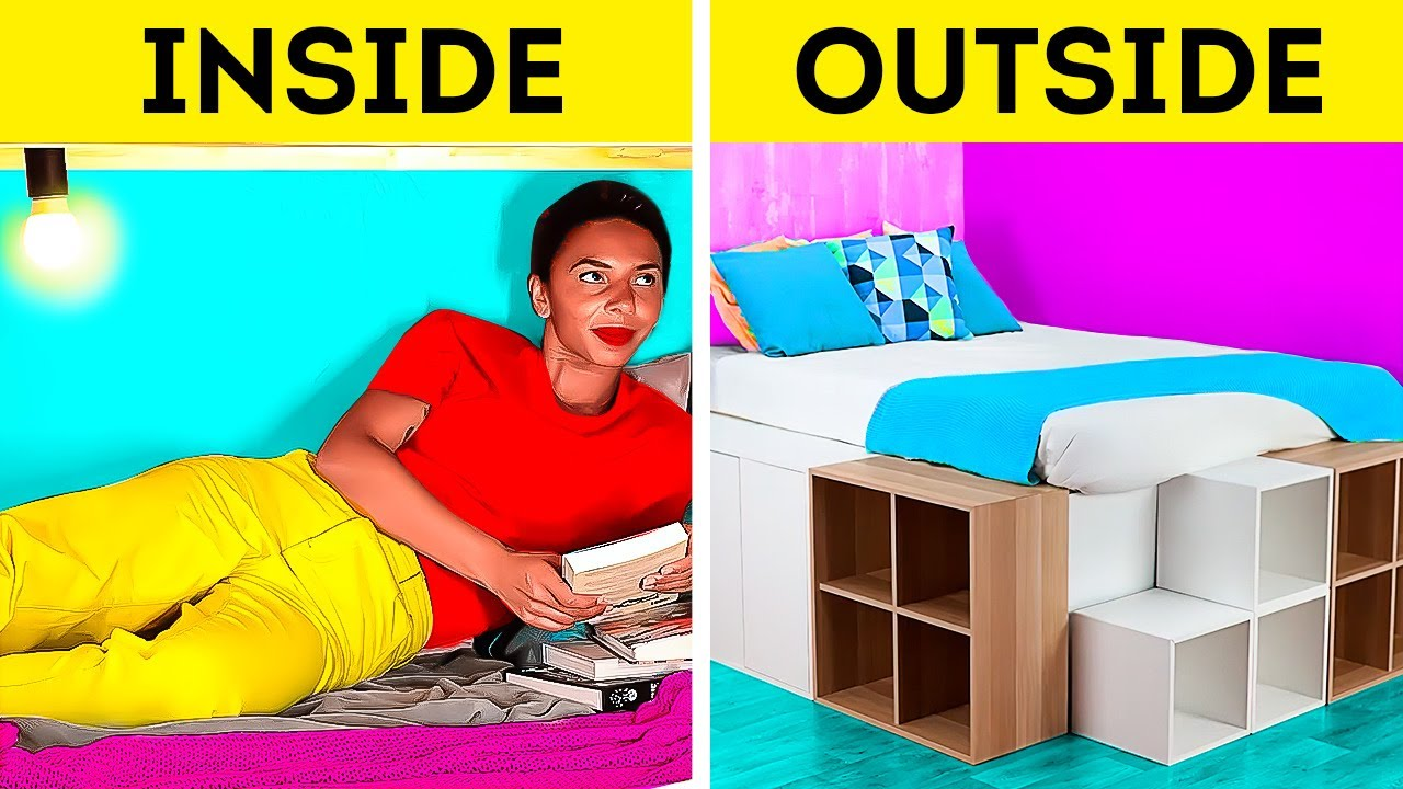Cheap But Wonderful Room Transformation And DIY Decorations To Make Your House Cozy