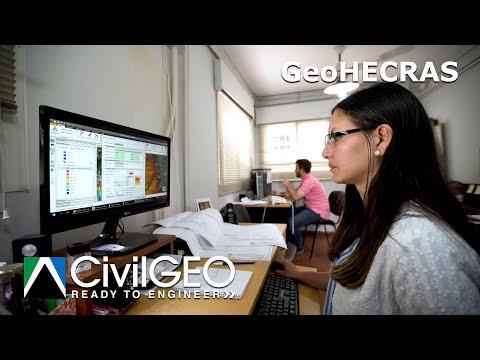 GeoHECRAS Review: Barbagelata Ingeniería S.A.