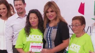 Inicia Gobernadora actividades por el Mes de la Vivienda 2017