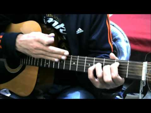 Power Chords Basic & SusPENDED cHORDS lesson - IMPORTANT guitar lesson hindi beginners easy